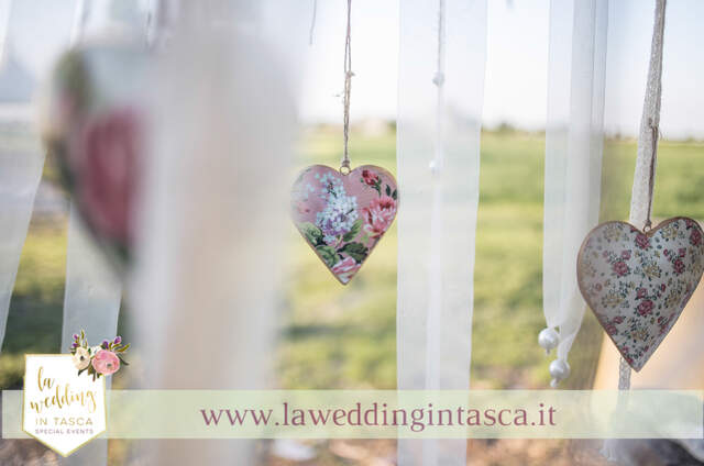 La Wedding in tasca