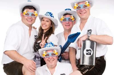 HAPPY HOUR Hochzeitsband Oktoberfestband Partyband
