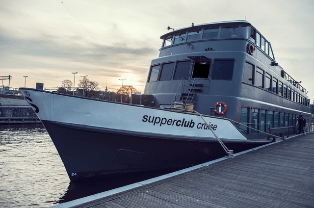 Supperclub Cruise