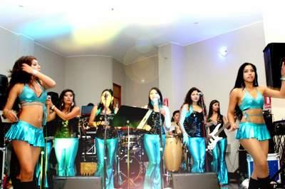 Orquesta Femenina Internacional Encanto Latino