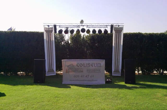 Coliseum Discomóvil