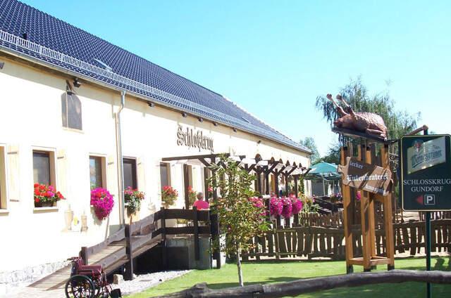 Schlosskrug Gundorf