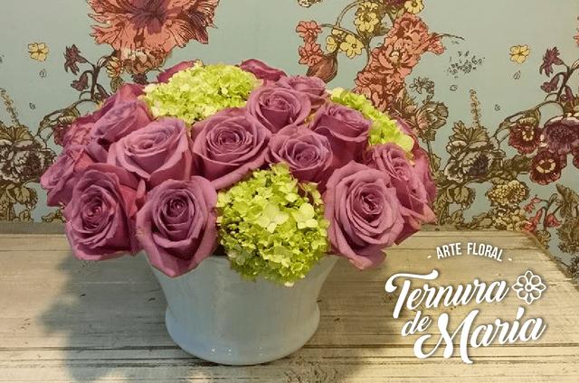 Ternura de María- Arte Floral