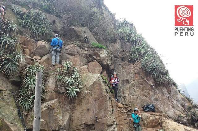 Puenting Perú