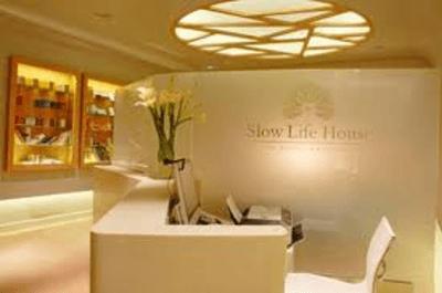 Slow life house