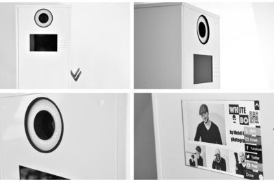 White Box - Photo Booth