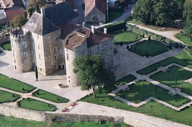 Château de Saint-Projet (82)