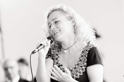 Sandra Weigel - Hochzeits- und Eventsängerin