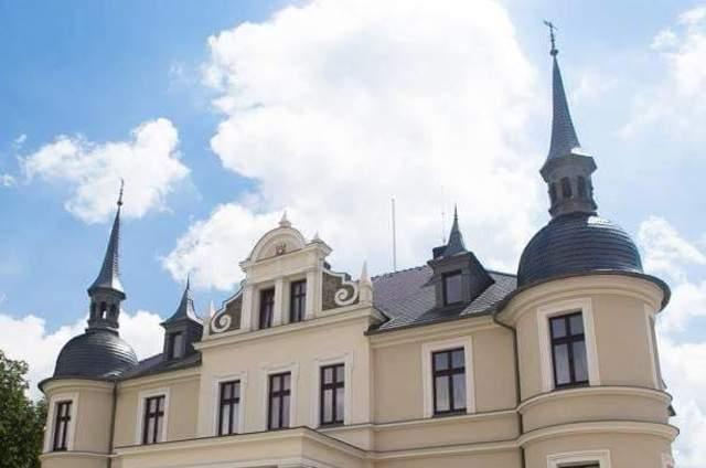 Pałac w Orli