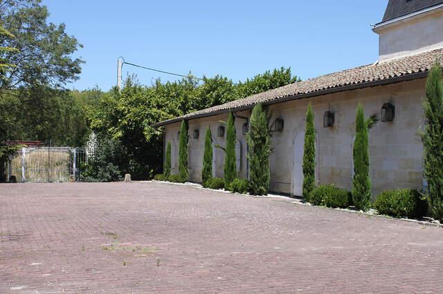 Le Chais du Château de Poinsonnet