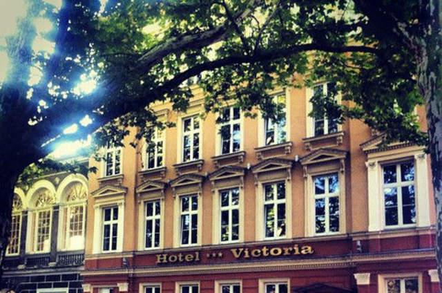 Hotel Victoria w Szczecinie