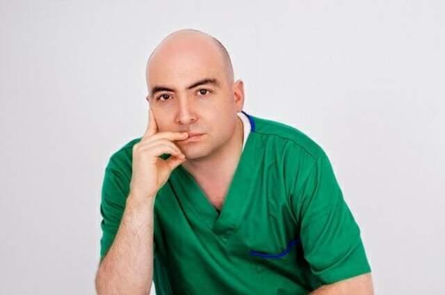 Dr. Felipe Buendía
