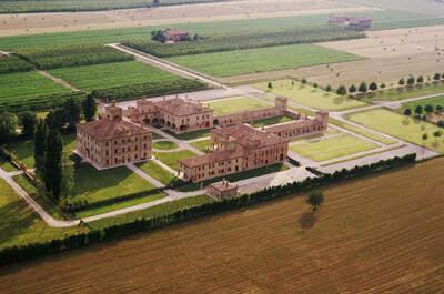 Villa Cavazza - Corte della Quadra