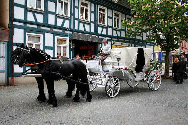 Kutschfahrten Frankfurt am Main