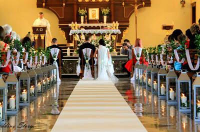 Wedding Story - dekoracje ślubne