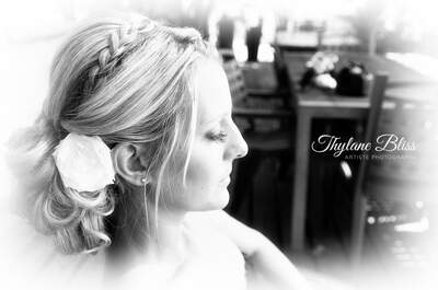 Thylane Bliss Photographies