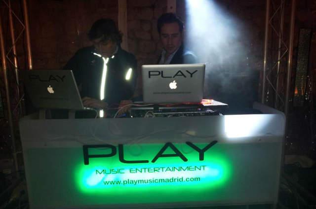 PlayMusic Madrid