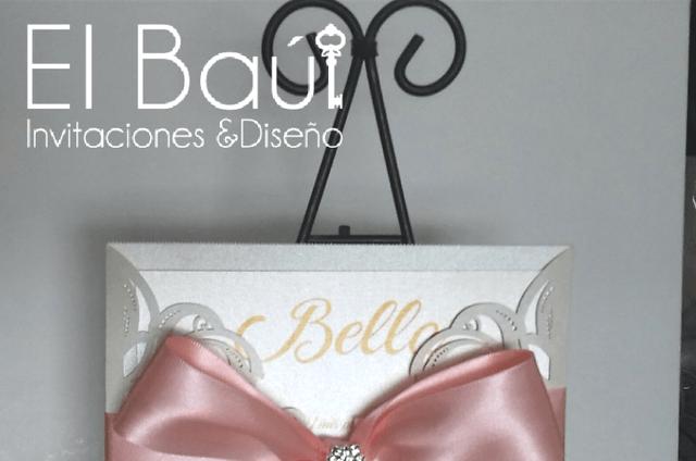Invitaciones el Baúl