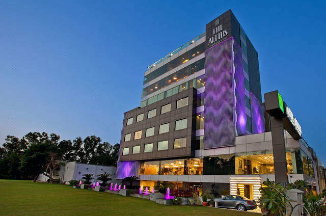 The Altius Boutique Hotel