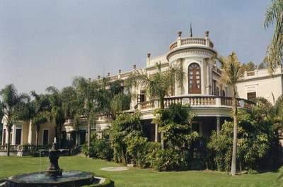 Casa de los Abanicos