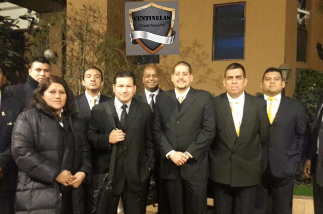 Centinelas Event Security