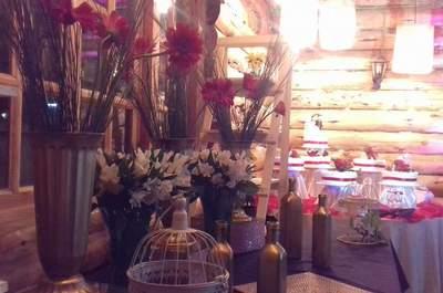 Banquetería Chakin's