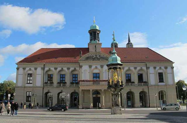 Ratskeller Magdeburg