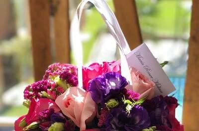 Rouss Flower Design
