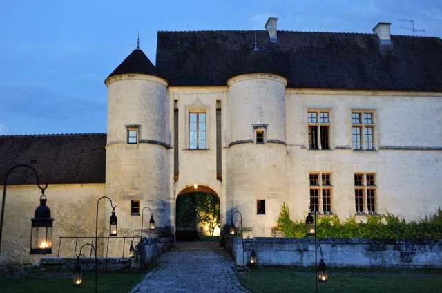 Le Château des Saules